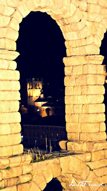 Segovia and Night