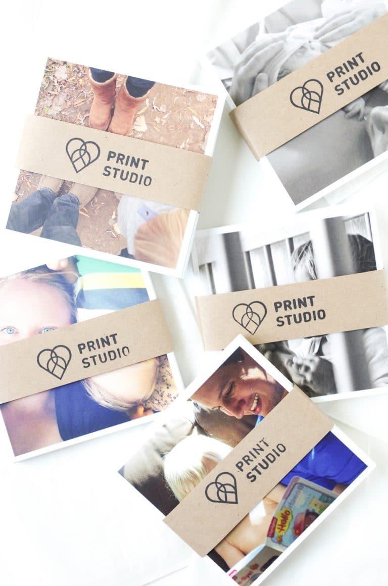 DIY Instagram Photo Display: Wall Grate
